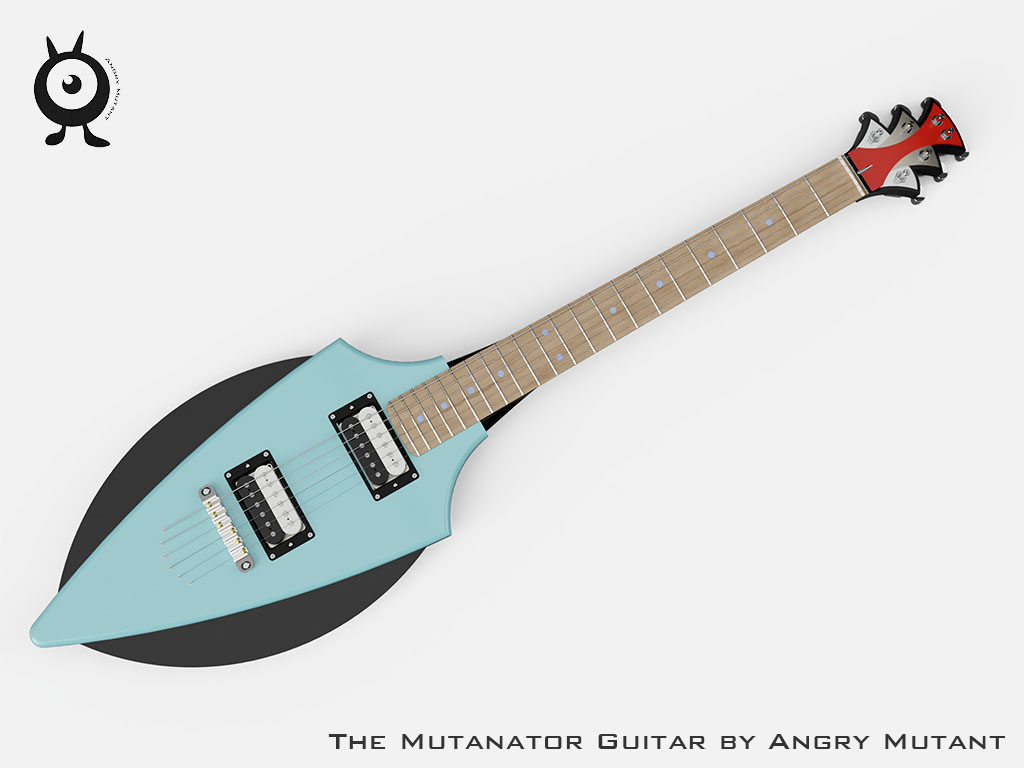 Angry Mutant Custom Guitar Mutator